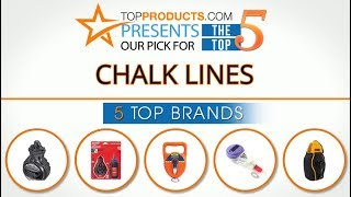 Best Chalk Line Reviews 2017 – How to Choose the Best Chalk Line