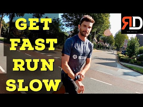 How to GET FAST Running SLOW : It's not a secret