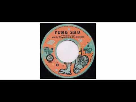 "Monty Neysmith / The Bishops -  Fung Shu / Skin Flint - 7"" - Jump Up Records"