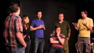 On Language - Death By Roo Roo - UCB NY Weekend Team Harold Night - June 24, 2014