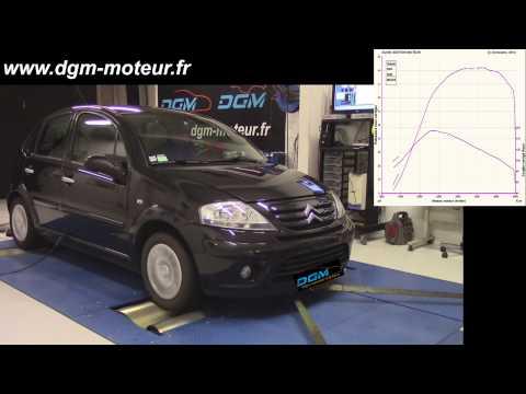 REPROGRAMMATION CITROEN C3 1.4L HDI 70ch - Dijon Gestion Moteur