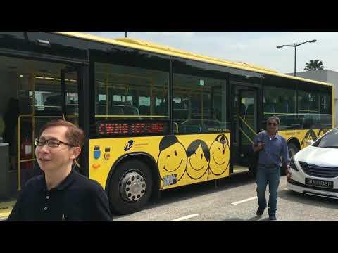 Singapore To Johor Bahru Larkin Terminal By Bus S$ 3.50