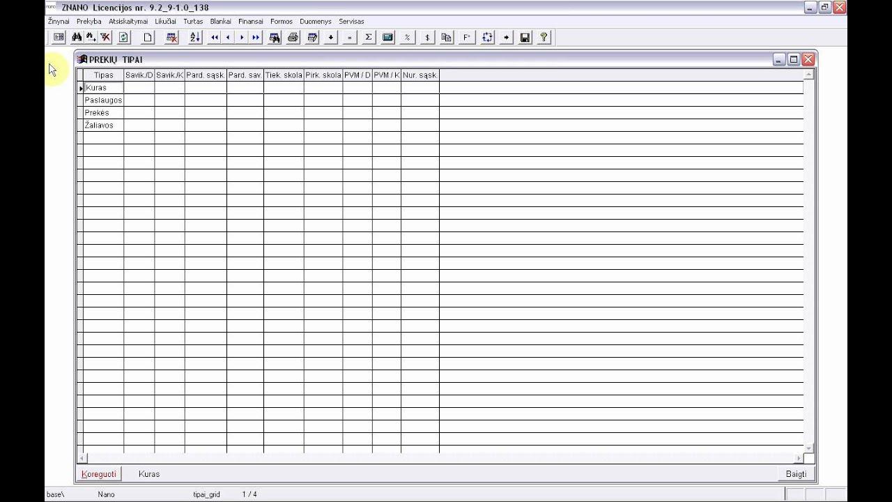 dvejetainis variantas 80 itm galimybės prekiauti apskaitos programine įranga