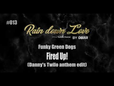 #013 - Funky Green Dogs - Fired Up! (Danny's Twilo anthem edit)