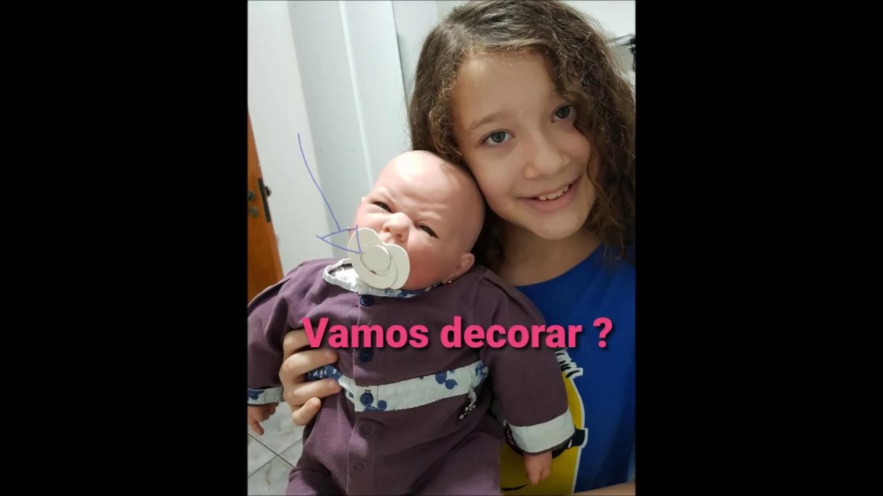 Como fazer chupeta de E V A para sua Boneca ou Bebê Reborn super fácil