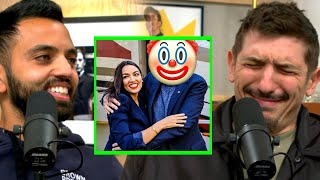 AOC's Boyfriend Looks Like A Proud Boy | Andrew Schulz and Akaash Singh