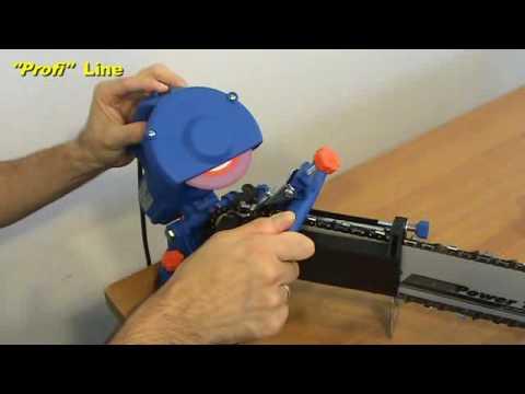 Arti Tec - Chain Saw Sharpener for Bar (MP)