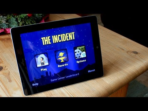 """The Incident"" IOS App Review - App-Adventskalender #17 - Felixba94"