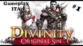 Divinity: Original Sin - Gameplay ITA #1 Introduzione ed Inizio al gioco
