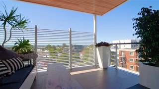 Richard Self and Pierre Sylvain present 12/544 Beaufort St, Mt Lawley