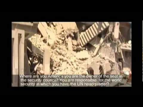 Gaddafi, Documentary 'NATO killing Kwaldi Family' (English Sub), NATO Crimes In Libya