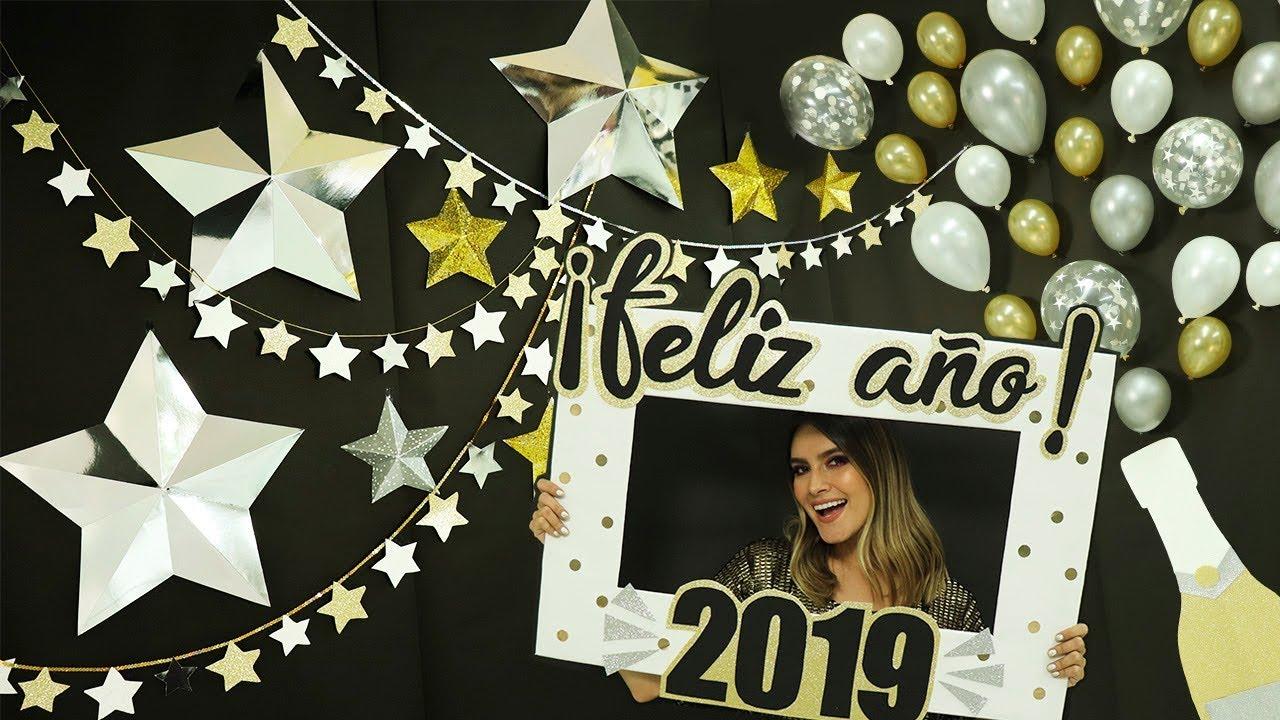 Ideas Fáciles Para Decorar Tu Fiesta De Año Nuevo Susideas