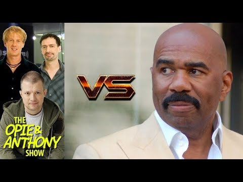 Opie & Anthony vs Steve Harvey