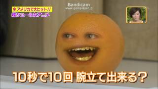 The Annoying Orange うざいオレンジ 日本語字幕 thumbnail