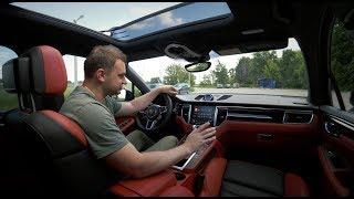видео Porsche Macan: цена, фото, характеристики Порше Макан 2014