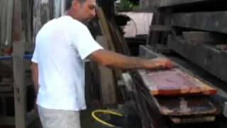 Washed Wood - Toronto & Botucatu