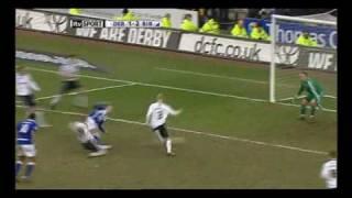 Derby County Vs Birmingham 2009-2010 Season FA Cup Highlights