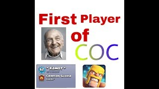 First Player of COC?? || amazing village || Explained in HINDI ||