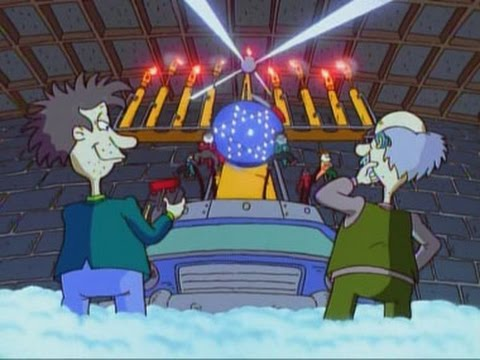 A Rugrats Chanukah Review Discussion You