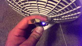 Импульсная USB зажигалка TIGER (Электроимпульсная, электродуговая) Electronic lighter обзор