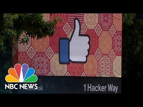Facebook Faces FTC Antitrust Lawsuit, Attempt To Break It Up   NBC News NOW