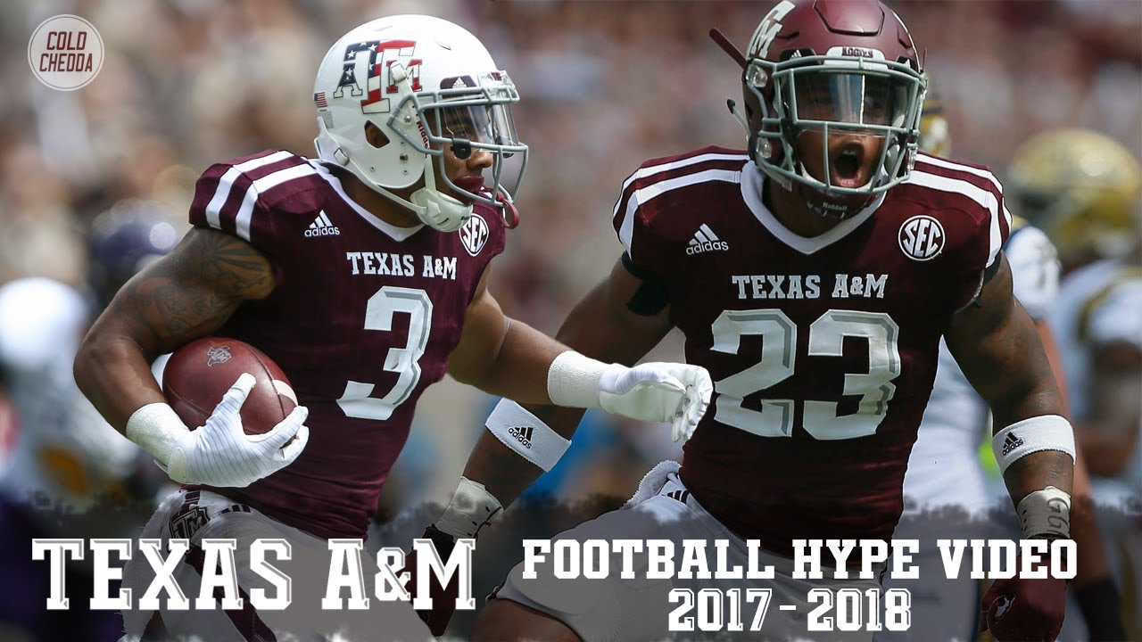 Texas Au0026M Football Hype Video 2017 18 Part 48