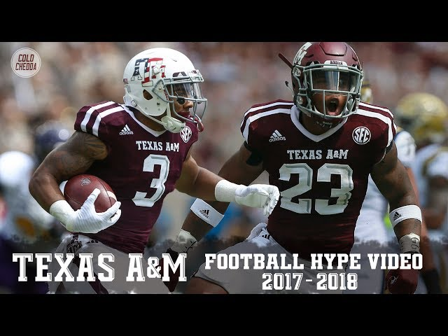 Texas A&M Football Hype Video 2017-18