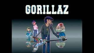Gorillaz - Clint Eastwood (with lyrics)