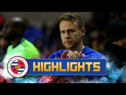 2-minute Review: Reading 2-2 Cardiff City (Sky Bet Championship), 11th December 2017