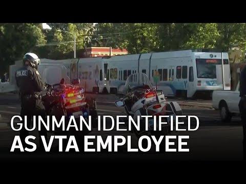 Authorities Identify VTA Yard Shooting Gunman as Employee