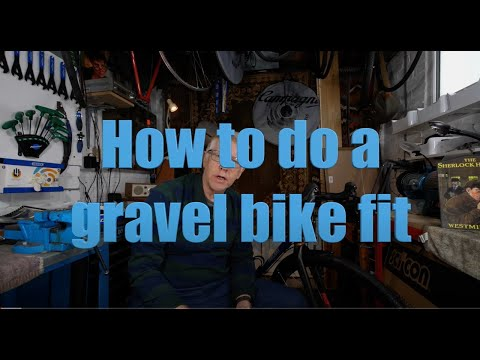 How to do a Gravel Bike fit - perfect results every time!