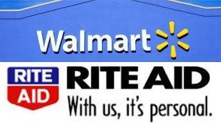 Walmart Haul And Rite Aid Clearance Haul