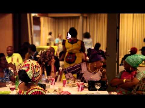 soireé  Maman AFRICA á DenHaag