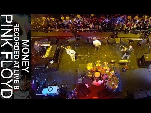Pink Floyd - Money (Recorded at Live 8) indir