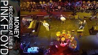 Скачать Pink Floyd Money Recorded At Live 8