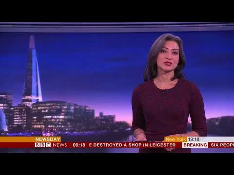 Sharanjit Leyl BBC Newsday February 26th 2018