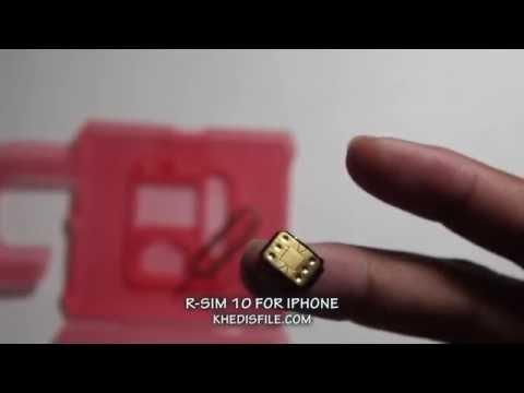 R-SIM FOR IPHONE 5S,6,6 PLUS