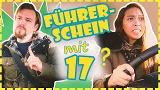 ENDLICH FÜHRERSCHEIN! | Fahrerlaubnis mit 17? | Life Is Chaos