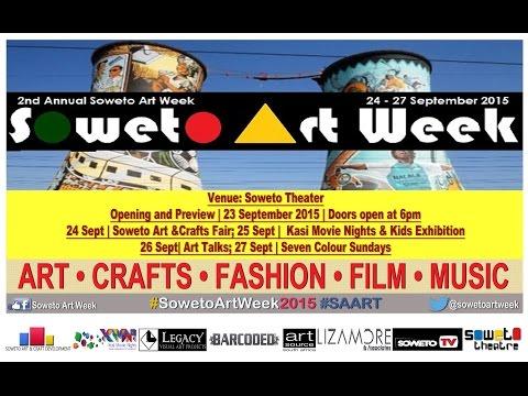 SOWETO ART WEEK 2015