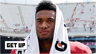 Dolphins or Lions: Which team will draft Tua Tagovailoa? | Get Up