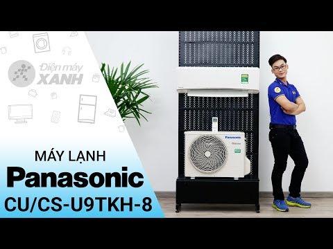 Máy lạnh Panasonic Inverter 1 HP CU/CS - U9TKH-8 - Công nghệ mát lạnh từ Panasonic | Điện máy XANH