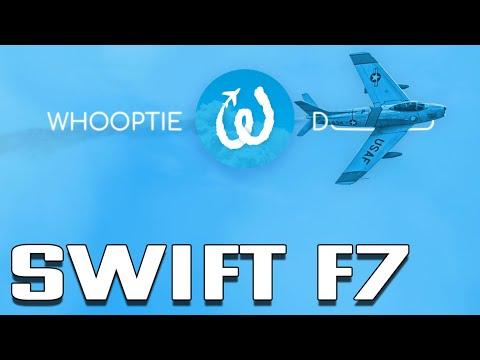 Swift F7 Gameplay - War Thunder Nightlies