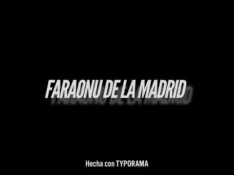 Ionut Eduardo - Fapte Nu Vorbe ( PENTRU FARAONU DE LA MADRID ) 2019