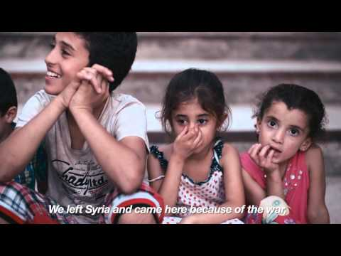 Addressing Refugee Related Healthcare Needs in Jordan (CGI 2015 Annual Meeting)