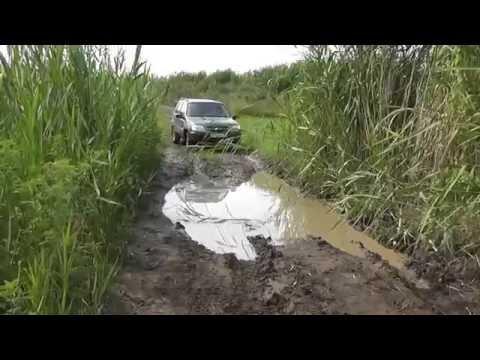 Нива vs грязь // Шины Cordiant off Road // Жизнь в деревне.