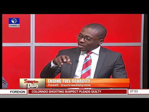Financial Analyst Sees Solution To Scarcity In Removal Of Petroleum Subsidy -- 11/12/15 Prt 2