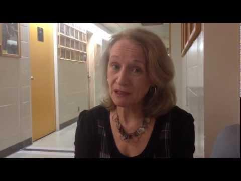 Meet Rosemary Dunsmore of the NAC English Theatre Company