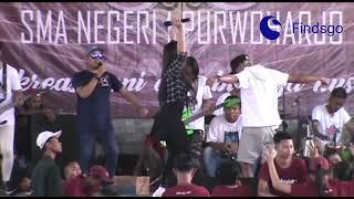 Download lagu Arif Citenx ft Alvi Ananta Juragan Edan AA Jaya di Aksara Vol 2 Diesnatalis 37 Smanpur 2019 MP3
