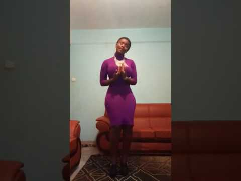 African Cute Teen Girl Dancing Sexy Homemade 2017 thumbnail