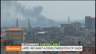 Benjamin Netanyahu: Expect Long Israeli Campaign in Gaza